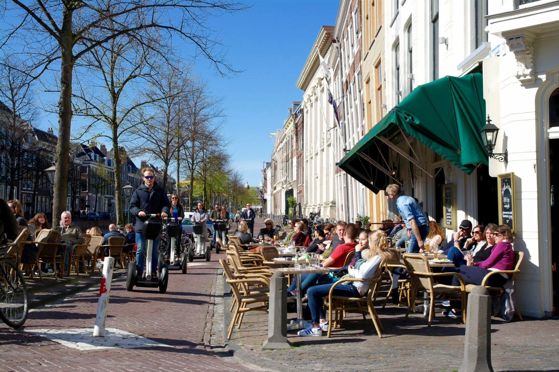 Segway Leiden